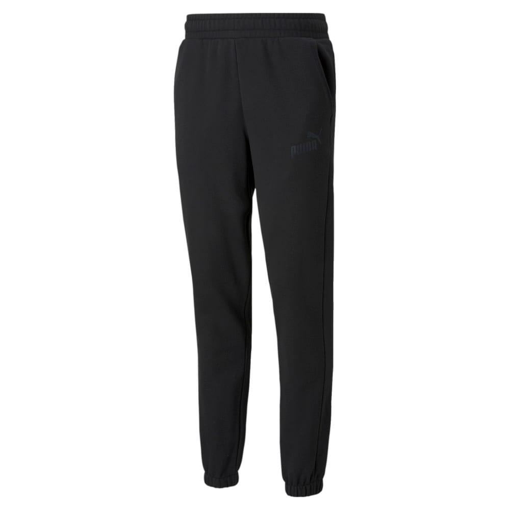 Изображение Puma Штаны Essentials Men's Sweatpants #1: Puma Black