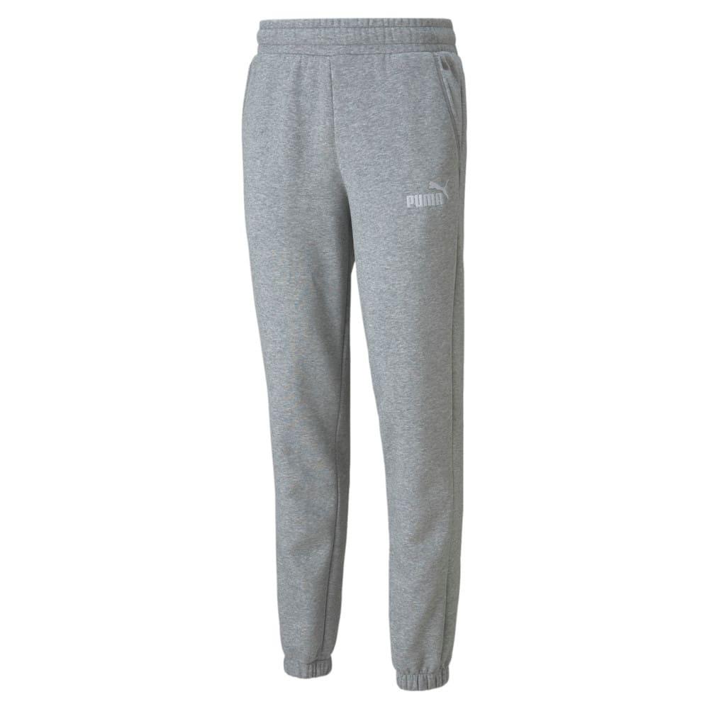 Изображение Puma Штаны Essentials Men's Sweatpants #1: Medium Gray Heather