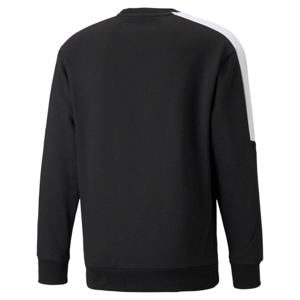 Зображення Puma Толстовка Modern Sports Crew Neck Men's Sweatshirt #2: Puma Black