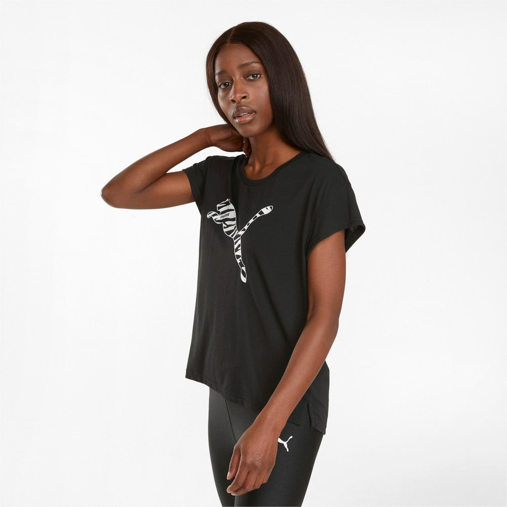 Зображення Puma Футболка Modern Sports Women's Tee #1: Puma Black