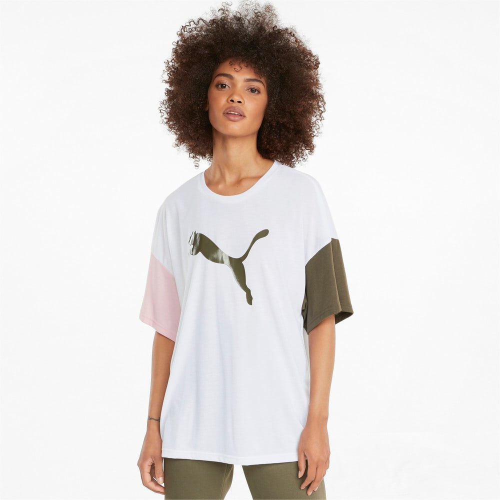 Image PUMA Camiseta Modern Sports Fashion Feminina #1