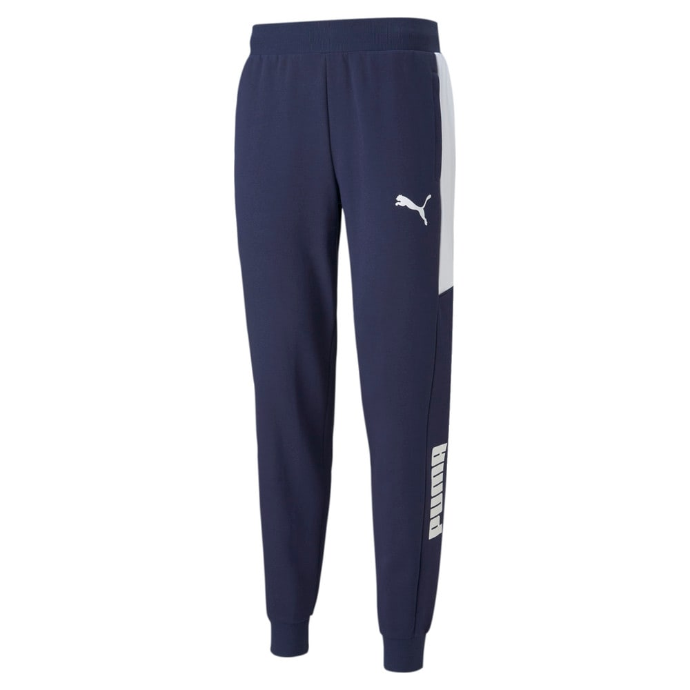 Изображение Puma Штаны Modern Sports Men's Pants #1: Peacoat