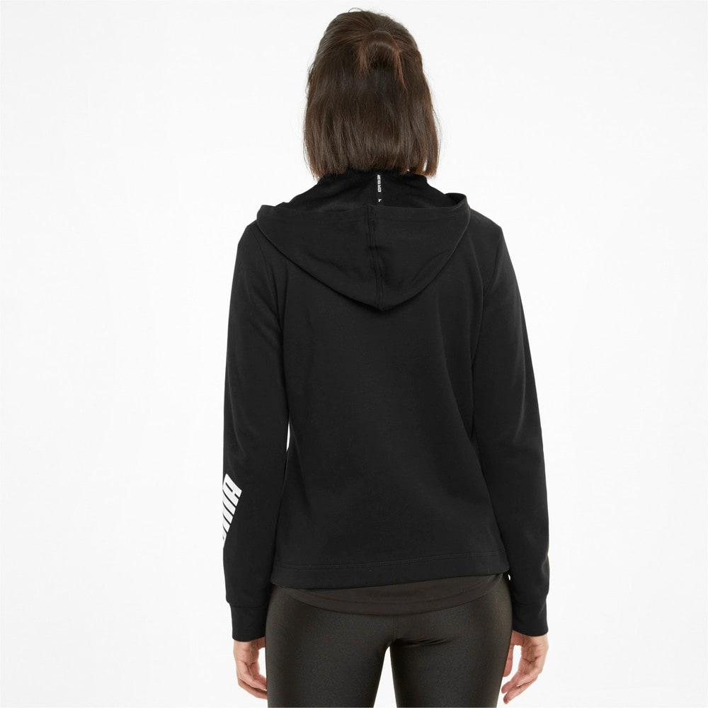 Imagen PUMA Chaqueta con capucha y cierre completo para mujer Modern Sport #2