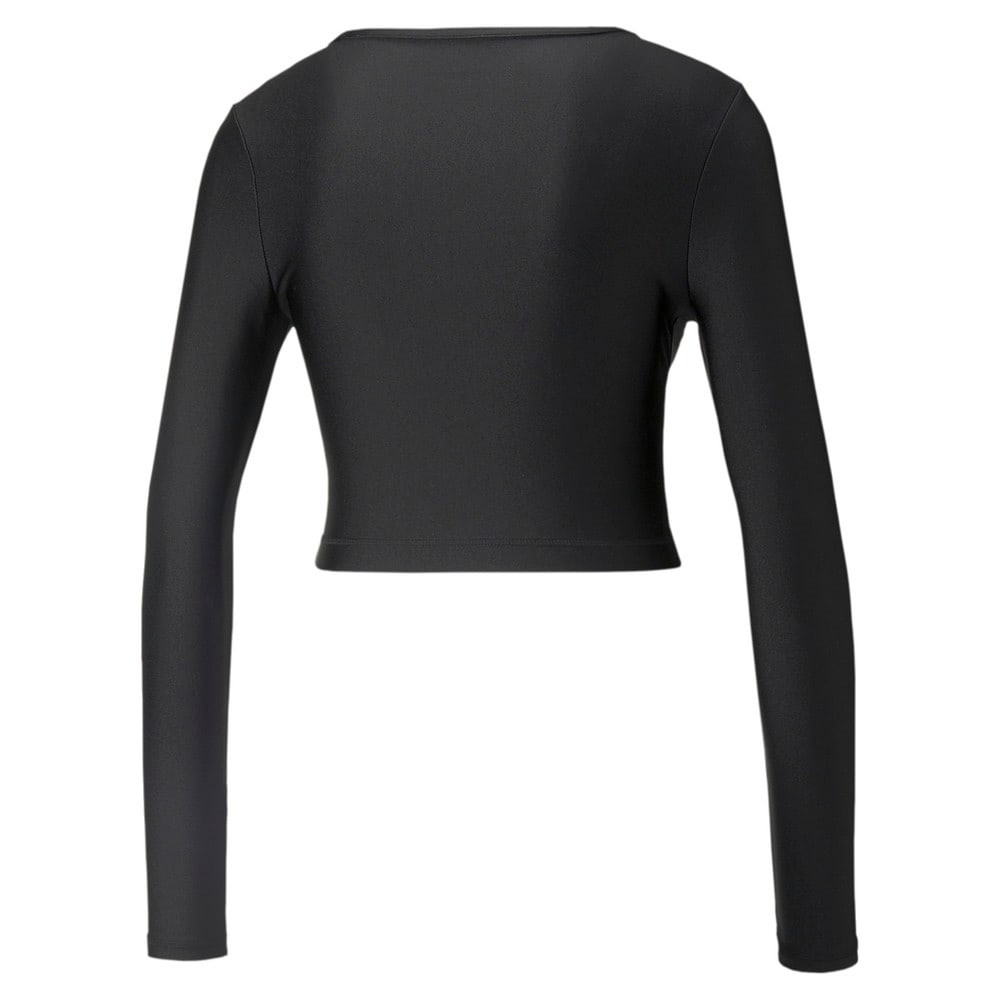 Image PUMA Camiseta Modern Sports Long Sleeve Feminina #2