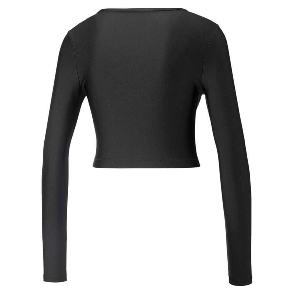 Görüntü Puma Modern Sports Uzun Kollu Kadın T-shirt #2