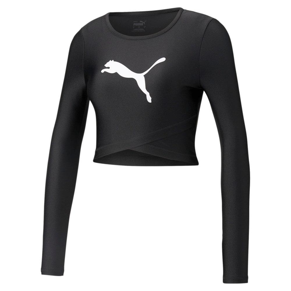 Image PUMA Camiseta Modern Sports Long Sleeve Feminina #1