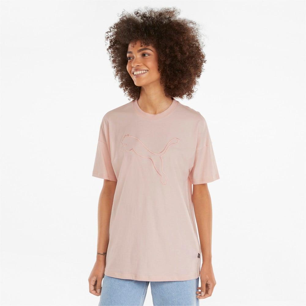 Image PUMA Camiseta HER Feminina #1