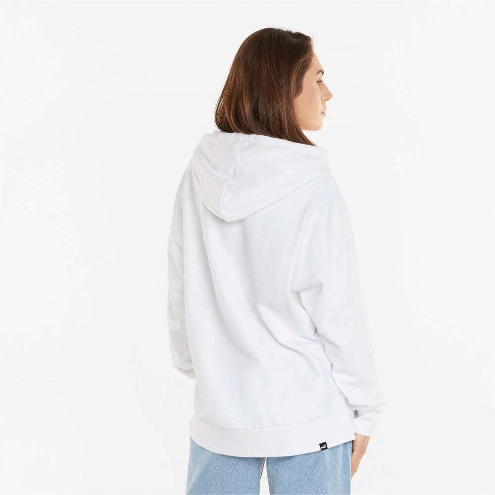 Imagen PUMA Polerón con capucha para mujer HER #2