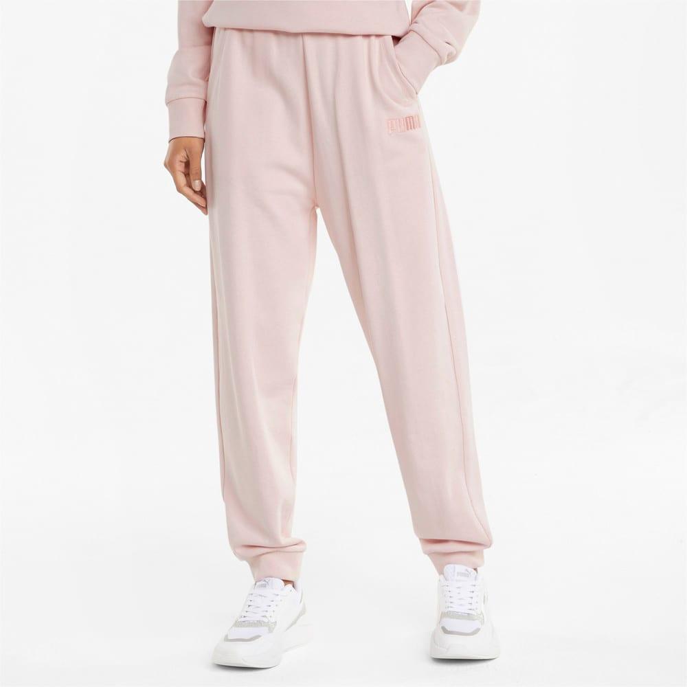 Изображение Puma Штаны HER High Waist Women's Sweatpants #1