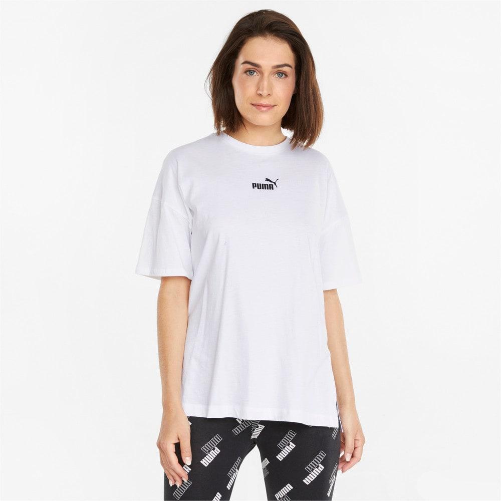 Image PUMA Camiseta POWER Elongated Feminina #1