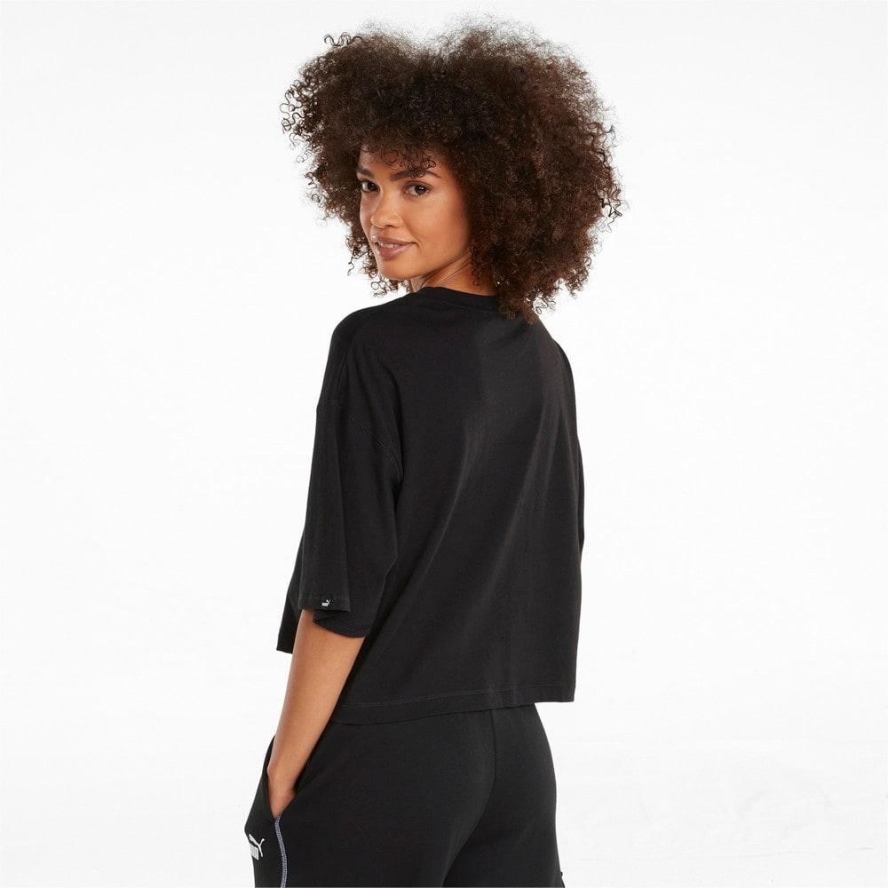 Image PUMA Camiseta POWER Boxy Pocket Feminina #2