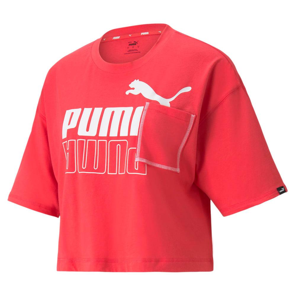 Image PUMA Camiseta POWER Boxy Pocket Feminina #1