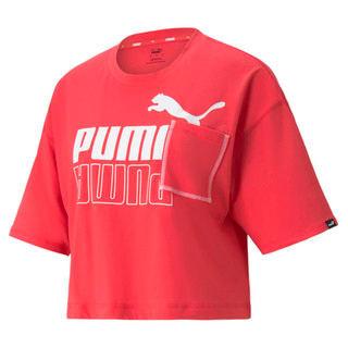 Image Puma POWER Boxy Pocket Women's Tee