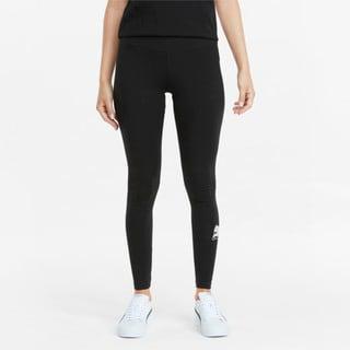 Изображение Puma Леггинсы Power Logo Women's Leggings