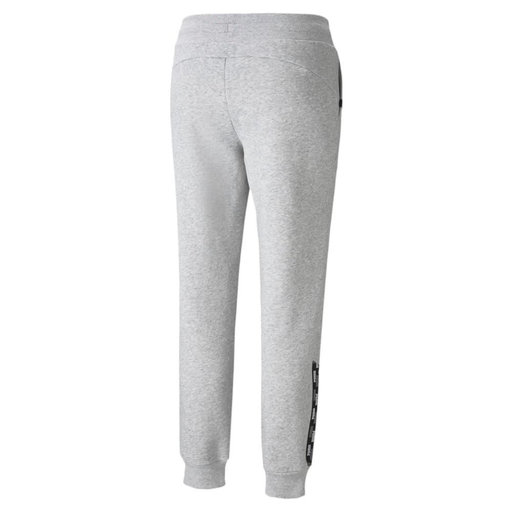 Изображение Puma Штаны POWER Women's Pants #2: light gray heather