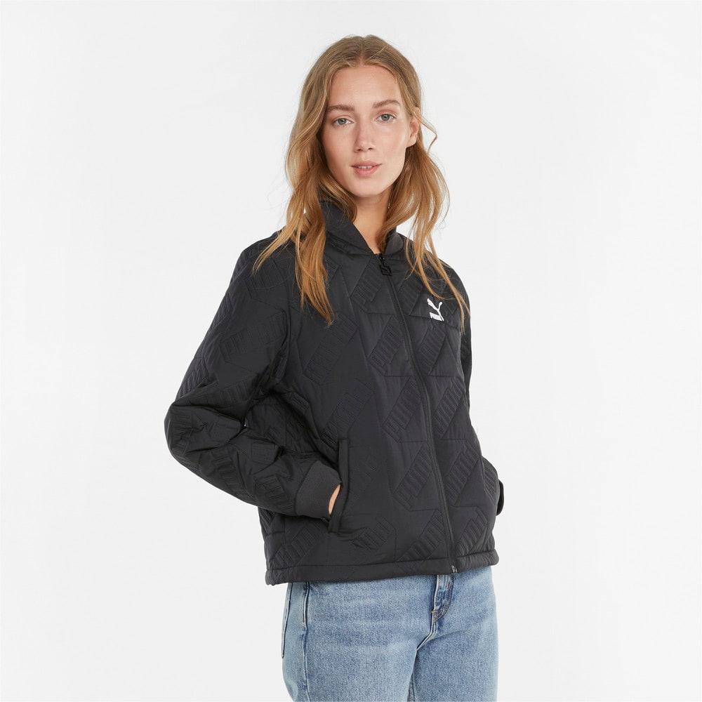 Зображення Puma Куртка Classics Transeasonal Women's Jacket #1: Puma Black