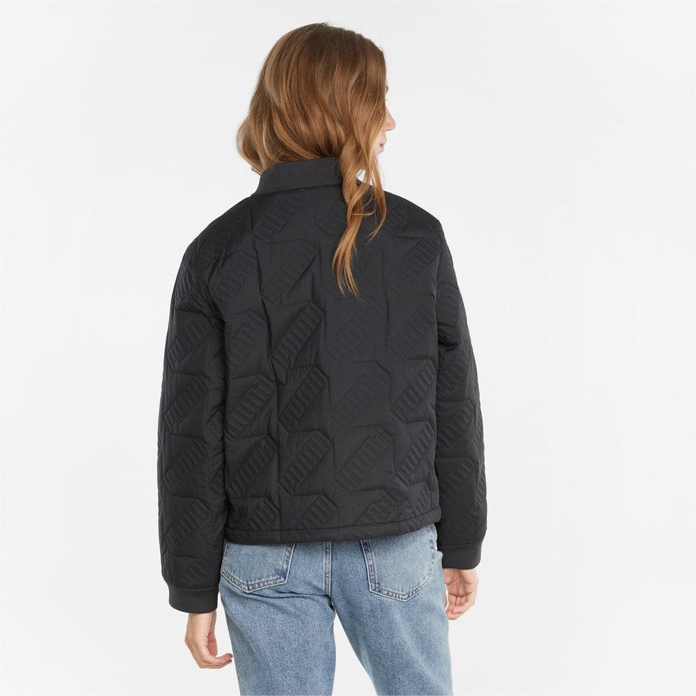 Зображення Puma Куртка Classics Transeasonal Women's Jacket #2: Puma Black