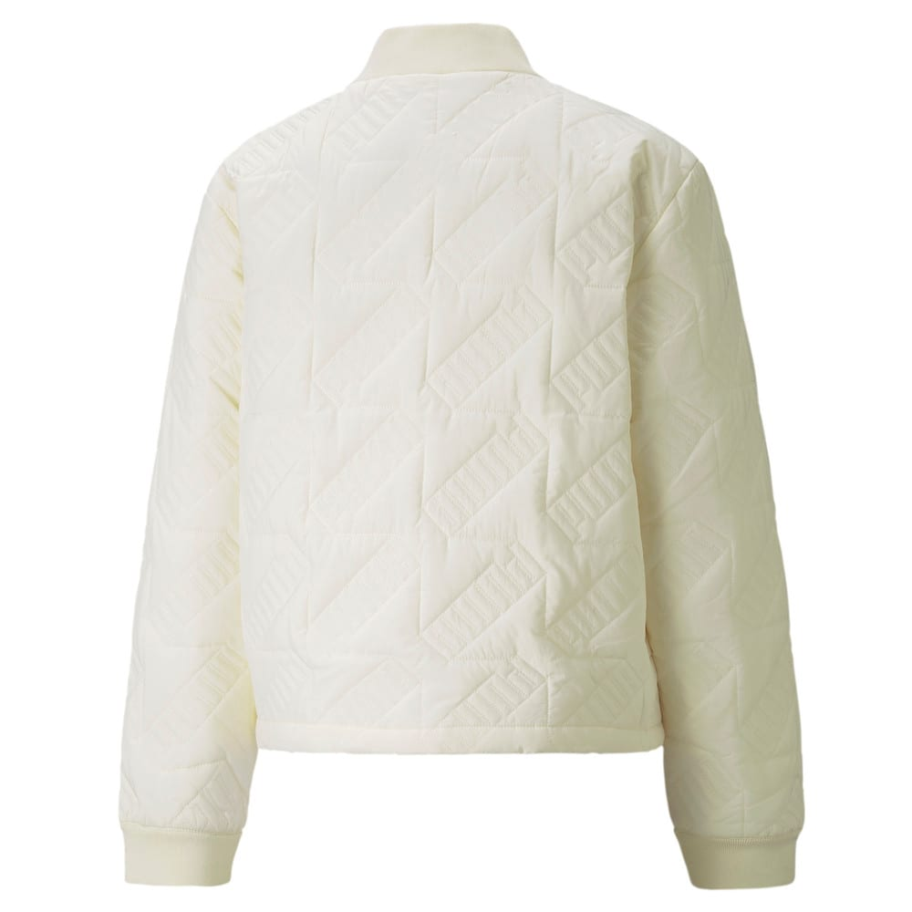 Изображение Puma Куртка Classics Transeasonal Women's Jacket #2: Ivory Glow