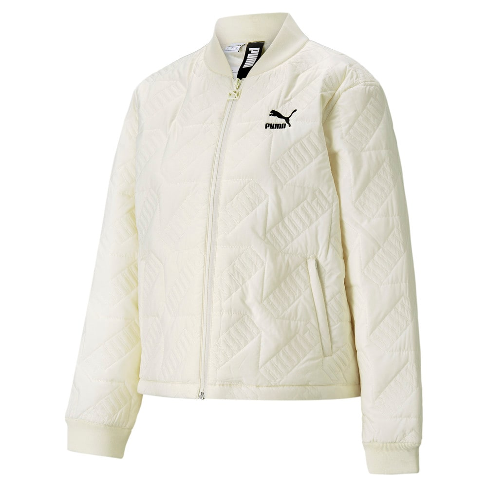 Изображение Puma Куртка Classics Transeasonal Women's Jacket #1: Ivory Glow