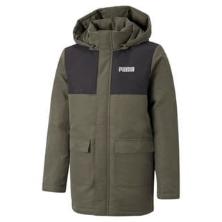Изображение Puma Детская куртка Style Down Youth Parka