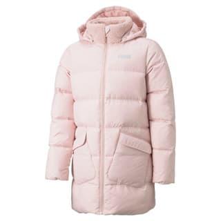 Изображение Puma Детская куртка Long Down Youth Jacket