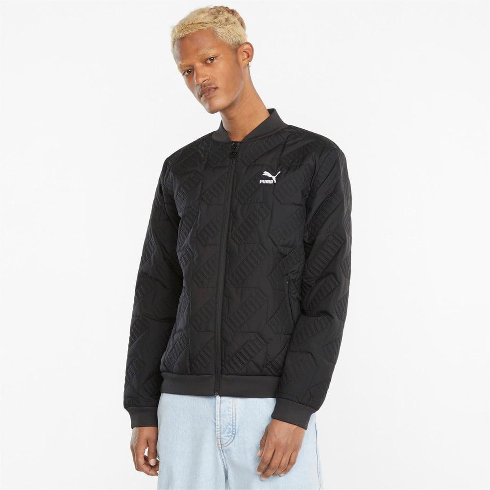 Изображение Puma Куртка Classics Transeasonal Men's Jacket #1: Puma Black