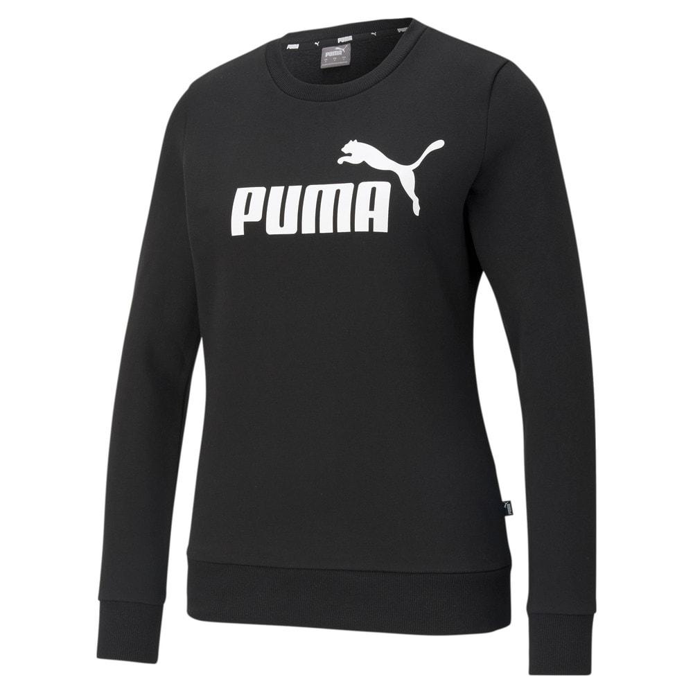 Image Puma No. 1 Logo Women's Sweatshirt #1
