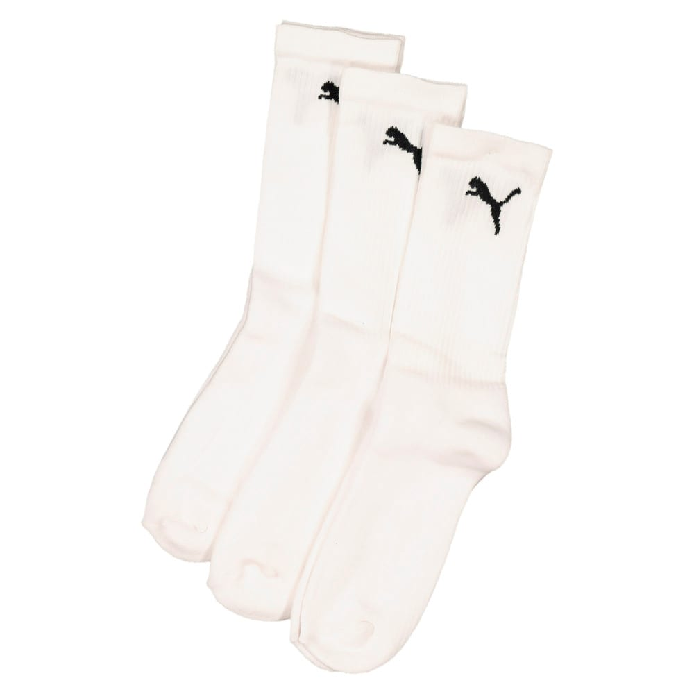 Image Puma Men's Tennis Socks Three Pack #1
