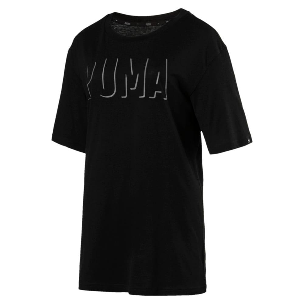 Görüntü Puma FUSION Elongated Kadın T-shirt #1