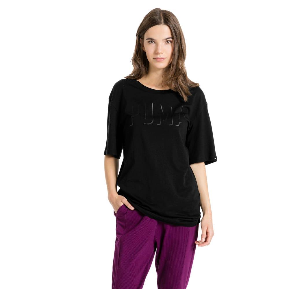 Görüntü Puma FUSION Elongated Kadın T-shirt #2