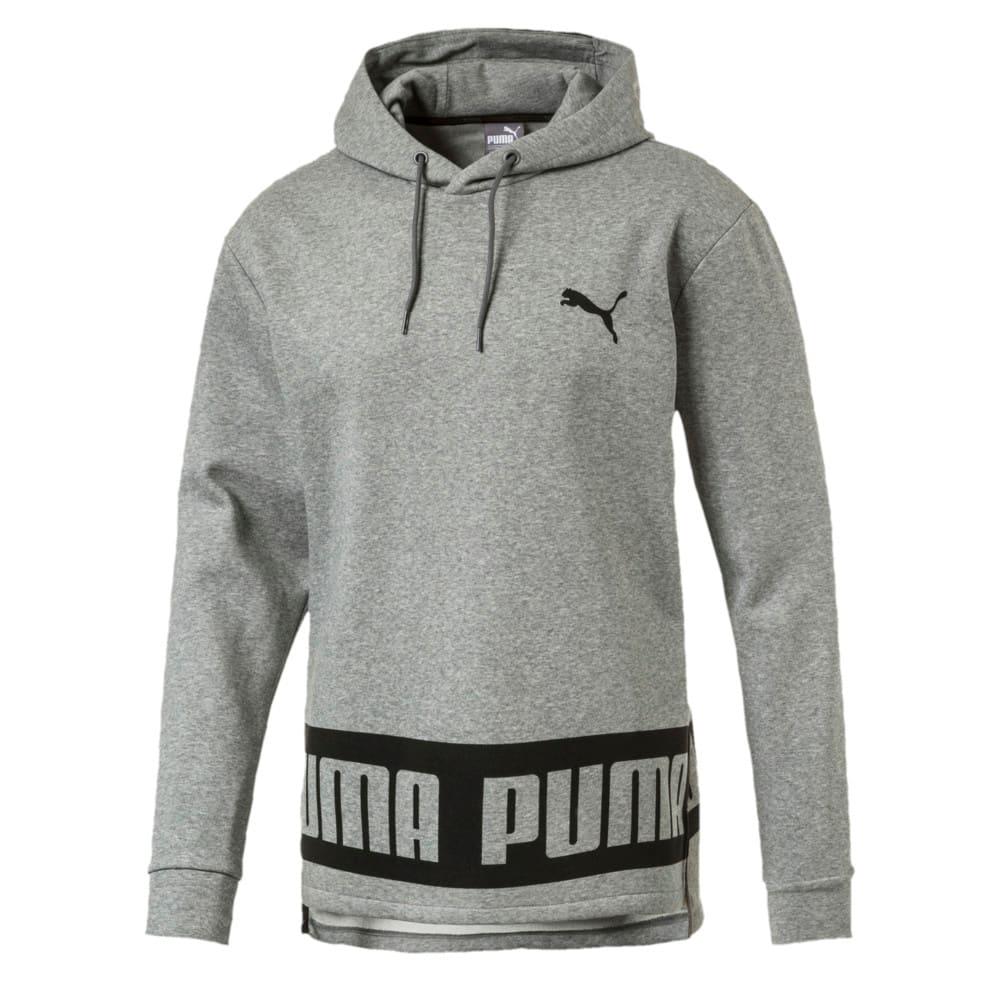 Görüntü Puma REBEL Kapüşonlu Erkek Sweatshirt #1