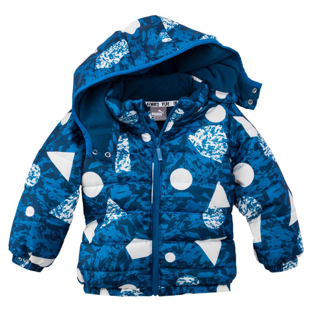 Изображение Puma Детская куртка Minicats Padded Jacket #1: Sailor Blue