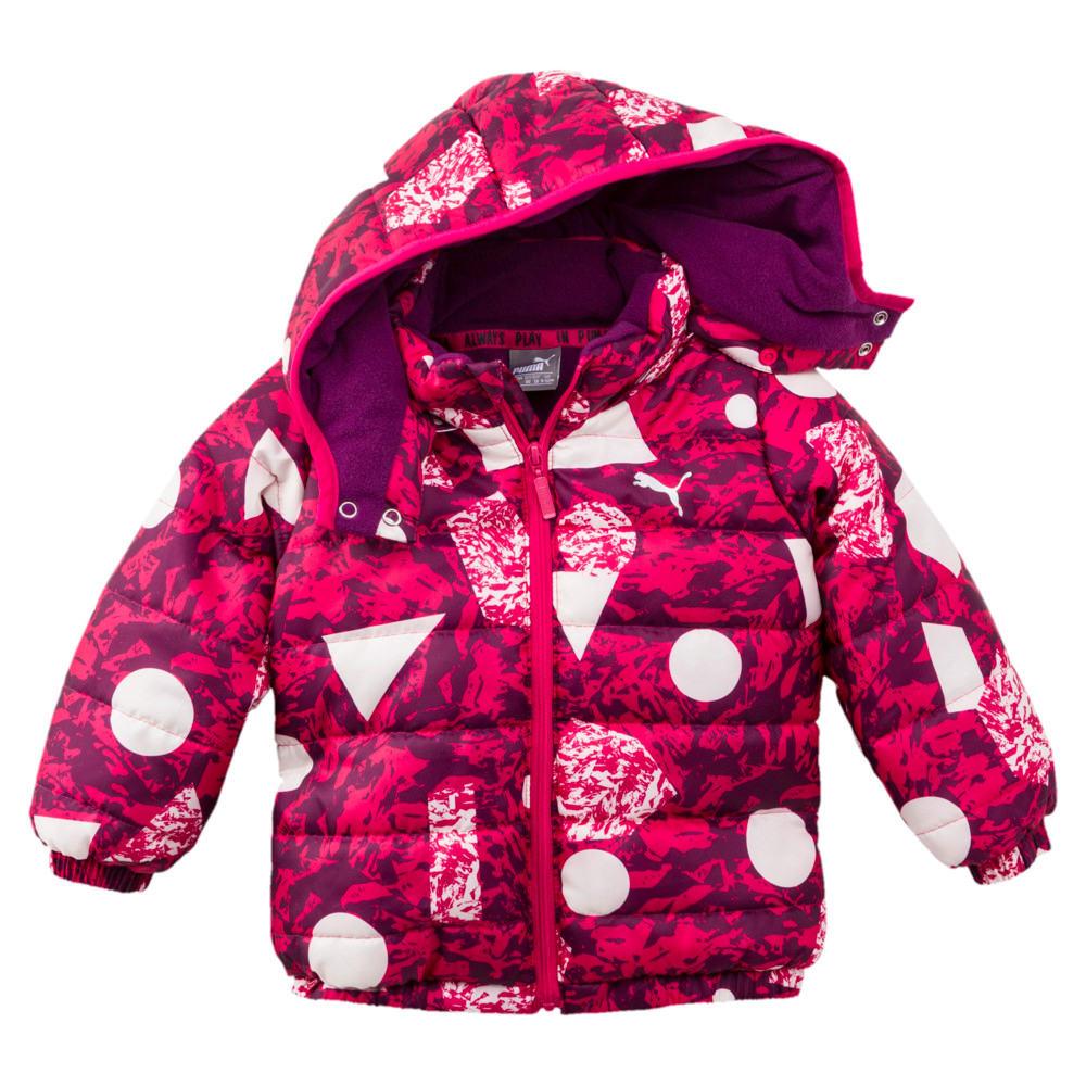 Зображення Puma Дитяча куртка Minicats Padded Jacket #1: Dark Purple