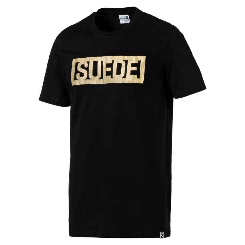 Görüntü Puma Suede ARCHIVE Erkek T-Shirt #1