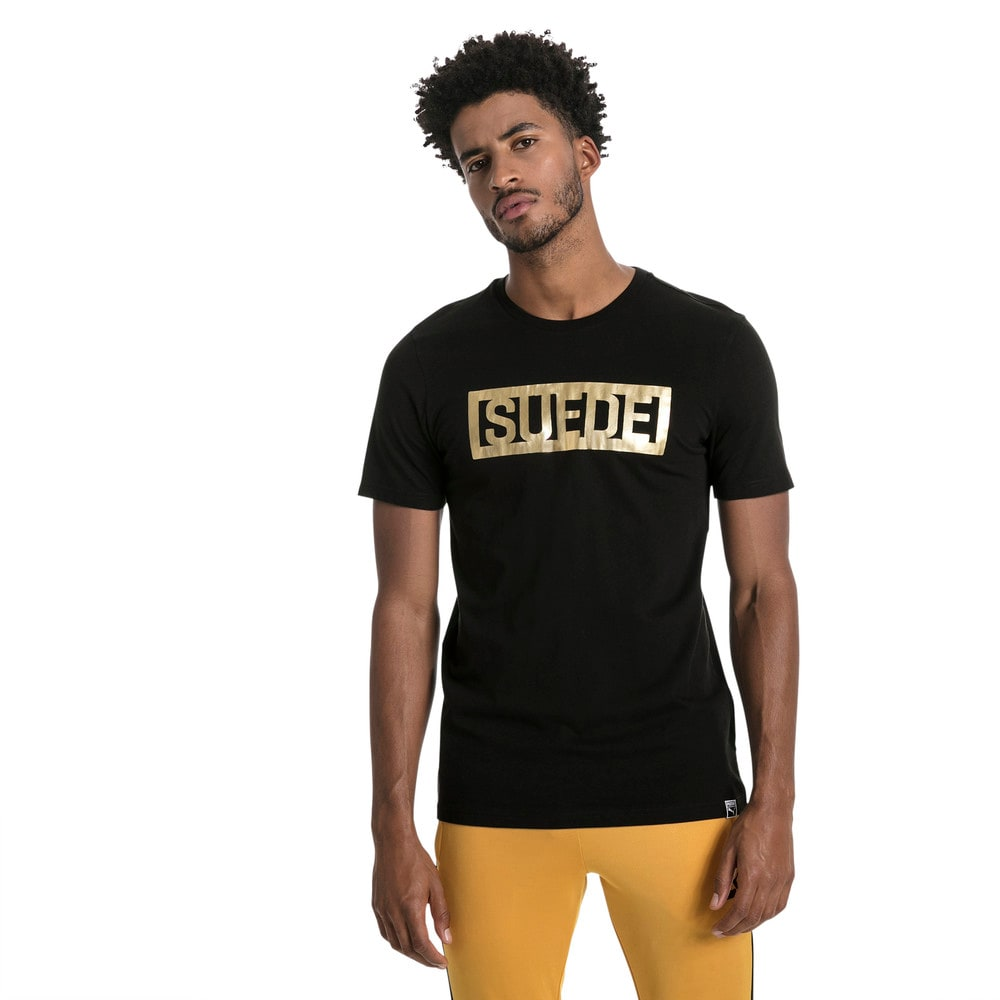 Görüntü Puma Suede ARCHIVE Erkek T-Shirt #2