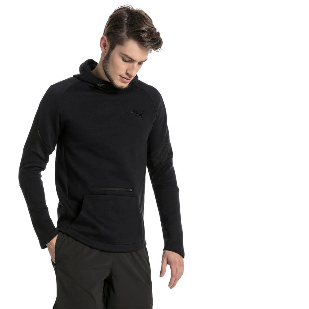 Görüntü Puma EVOSTRIPE Move Kapüşonlu Erkek Sweatshirt #2