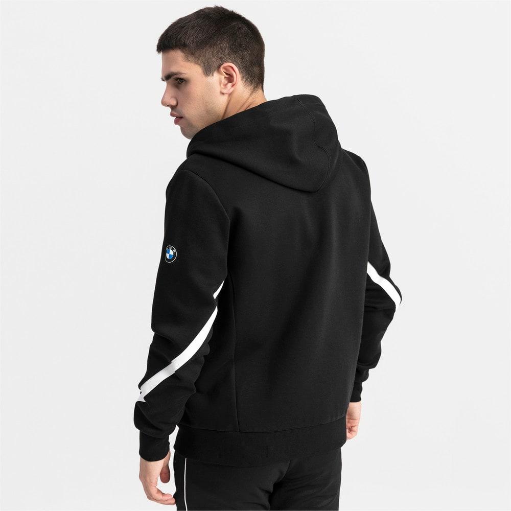 Изображение Puma Толстовка BMW MMS Hooded Sweat Jacket #2