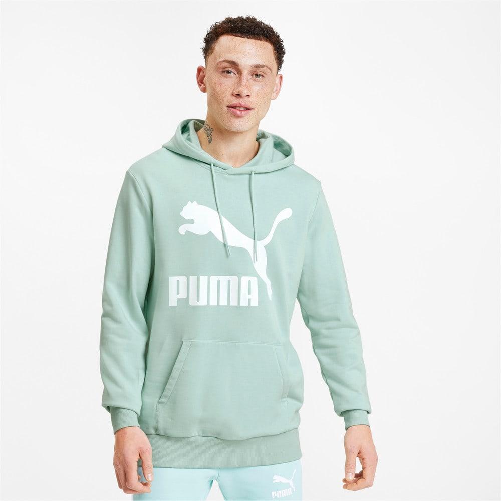 Image Puma Classics Men's Logo Hoodie #1