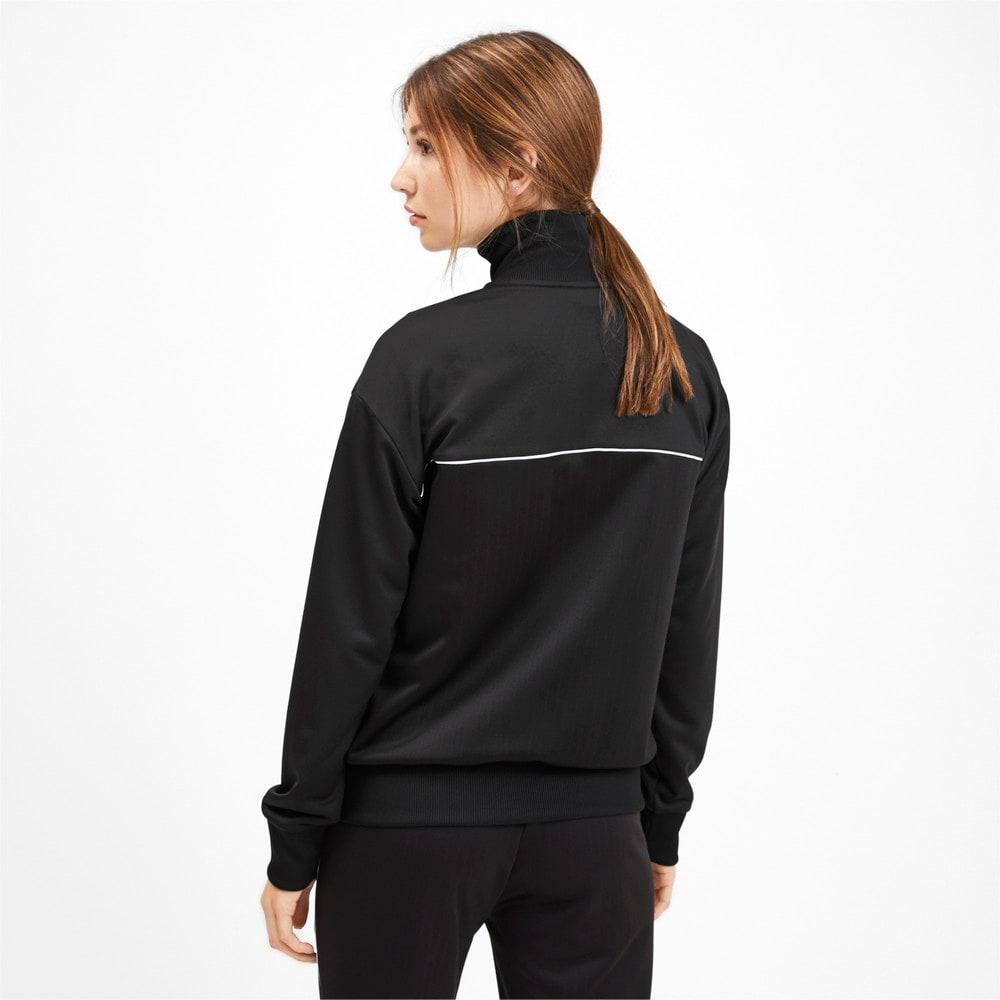 Image Puma Classics Poly Women's Track Jacket #2