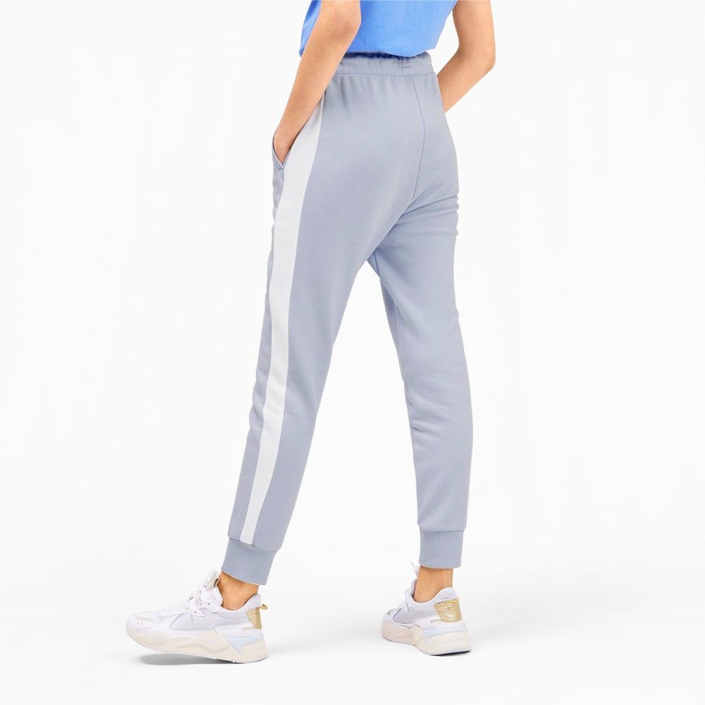 Image Puma Classics T7 Knitted Women's Track Pants #2