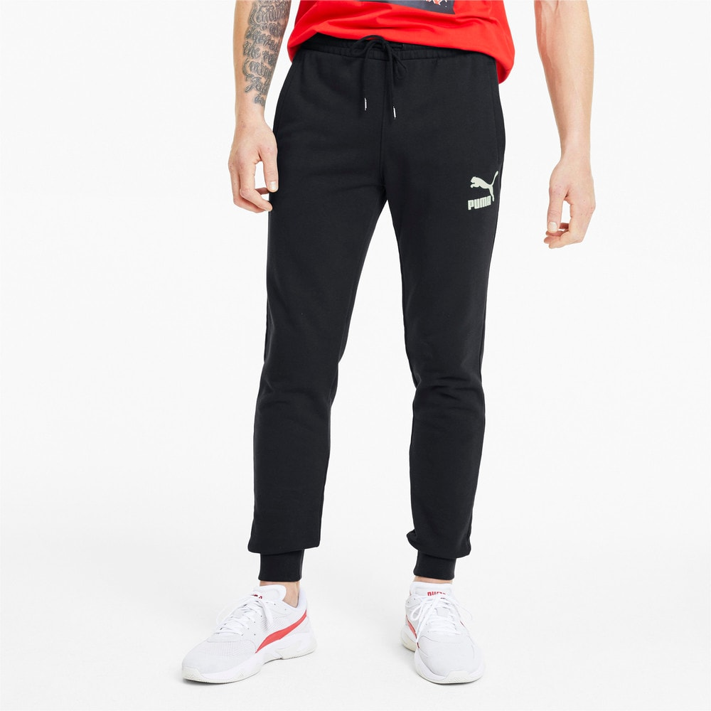Изображение Puma Штаны Classics Sweat Pants Cuff TR #1