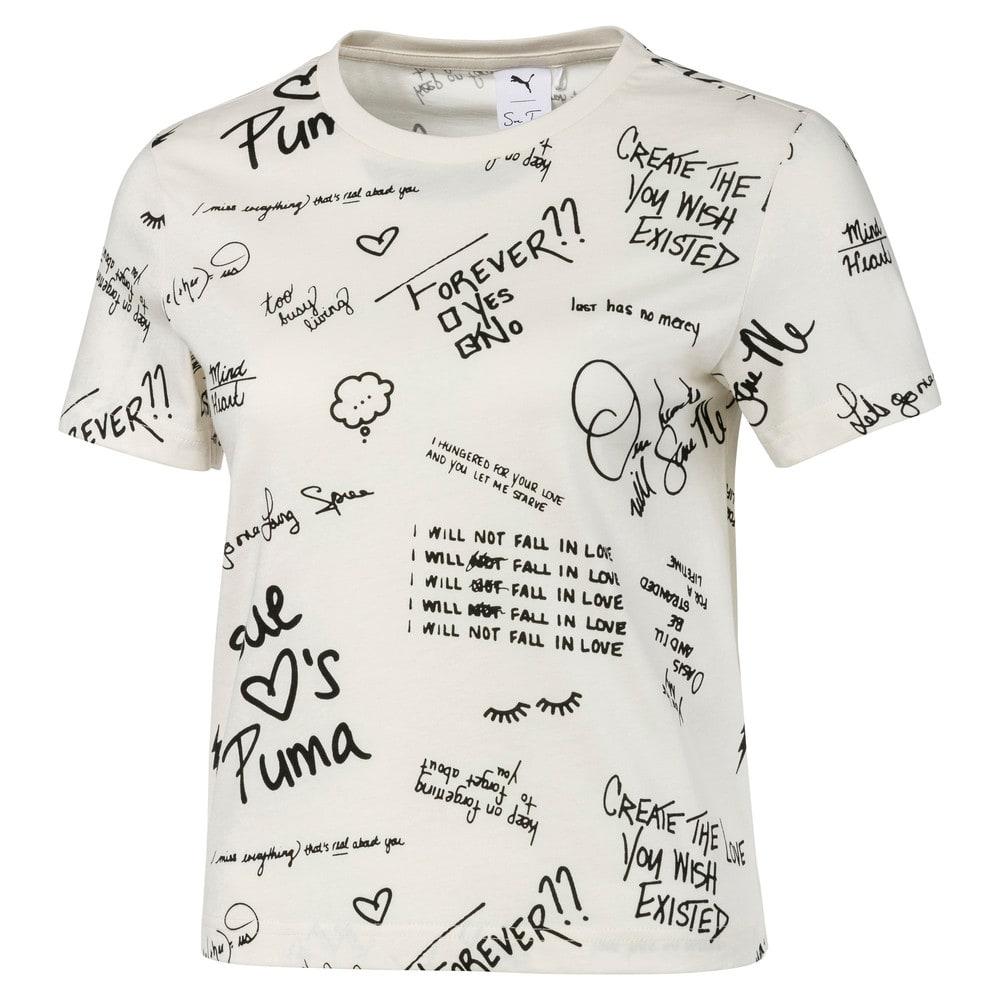 Image Puma PUMA x SUE TSAI All-Over Print Women's Tee #1
