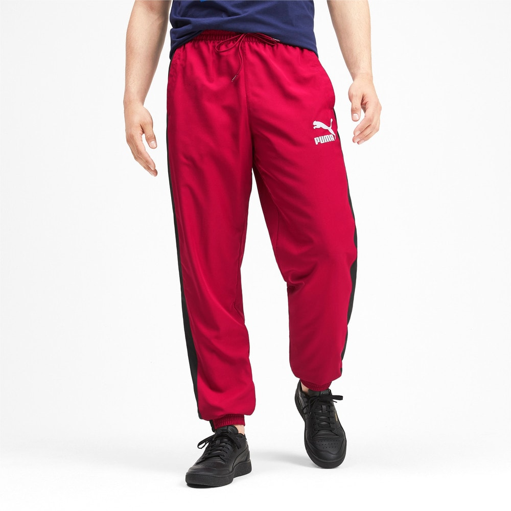 Image Puma Iconic T7 Woven Men's Track Pants #1