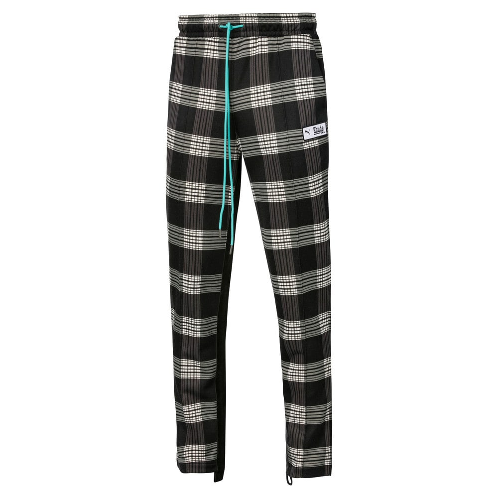 Image Puma PUMA x RHUDE All-Over Print Knitted Men's Track Pants #1