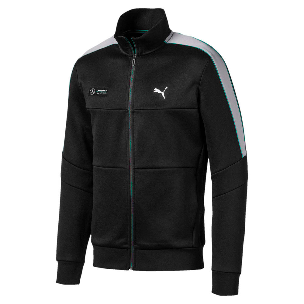 Image Puma MAPM T7 Men's Track Jacket #1