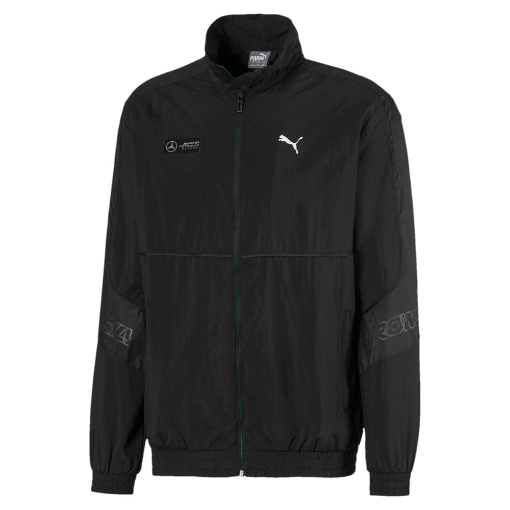 Image Puma Mercedes Street Woven Men's Jacket #1