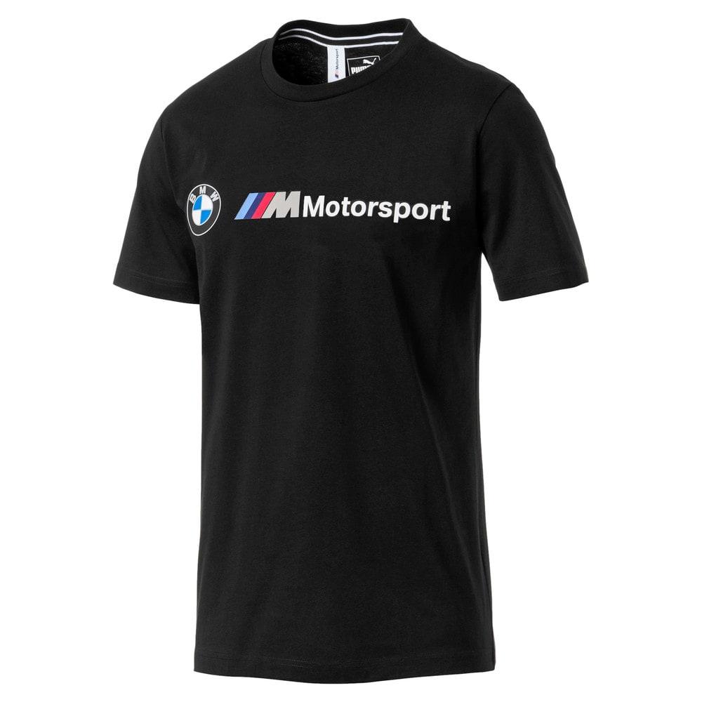 Изображение Puma Футболка BMW MMS Logo Tee #1
