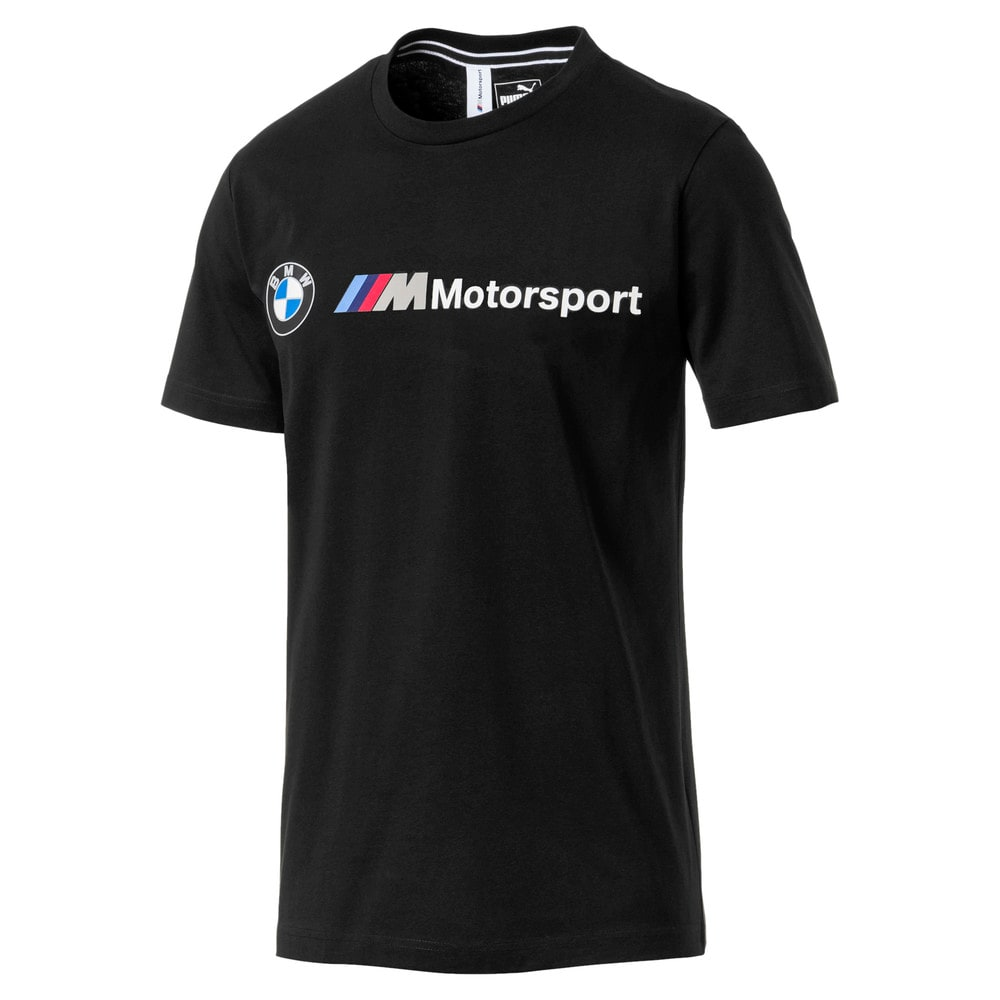 Image Puma BMW M Motorsport Logo Men's Tee #1