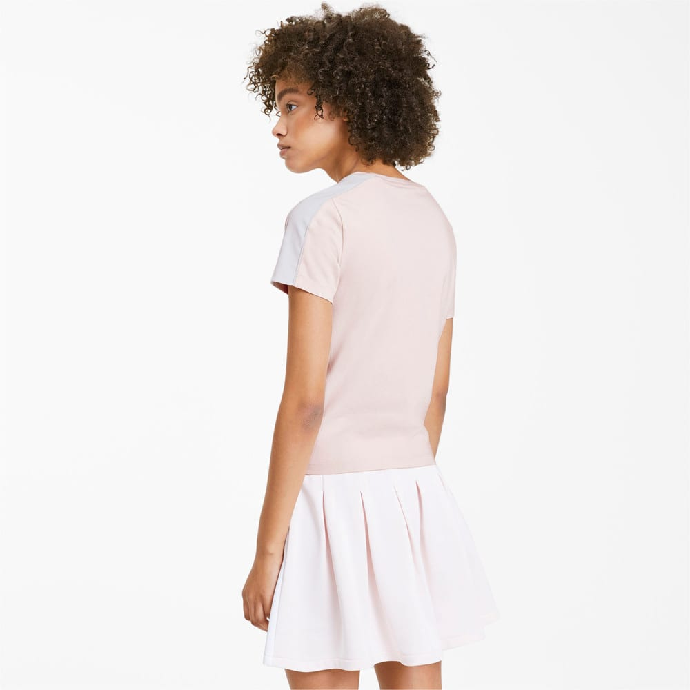 Image PUMA Camiseta Classics Tight Feminina #2