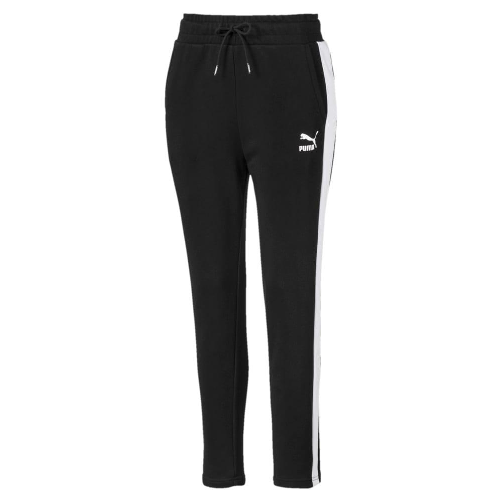 Imagen PUMA Pantalones deportivos Classics T7 Knitted para mujer #1